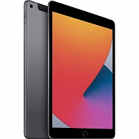 10.2-inch iPad Wi-Fi + Cellular 32GB - Space Grey