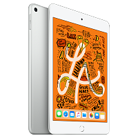 iPad mini 5 Wi-Fi 256GB - Серебристый