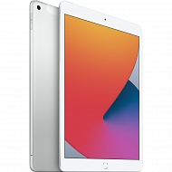 10.2-inch iPad Wi-Fi + Cellular 128GB - Silver