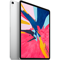 iPad Pro 12.9 (2018) Wi-Fi + Cellular 256GB - Серебристый