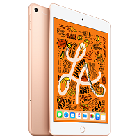 iPad mini 5 Wi-Fi + Cellular 64GB - Золотой