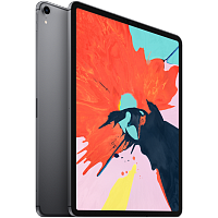 iPad Pro 12.9 (2018) Wi-Fi + Cellular 64GB - Серый космос