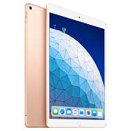 iPad Air 10.5 Wi-Fi + Cellular 64GB - Золотой