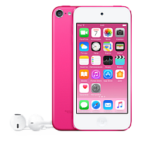 iPod touch 32GB - Розовый