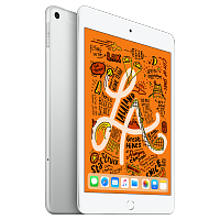 iPad mini 5 Wi-Fi + Cellular 64GB - Серебристый