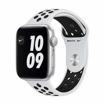 Apple_Watch_Nike_SE_GPS_44mm_Silver_Aluminum_Pure_Platinum_Sport_Band_34R_Screen__USEN_